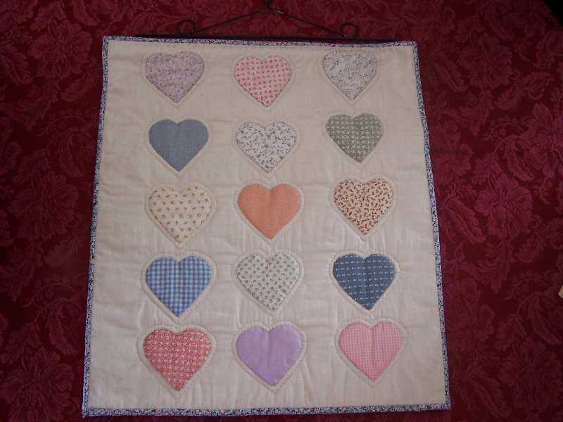 Early quilts raylsquilts rayls